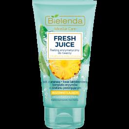 Bielenda Fresh Juice Ananas (W) Rozświetlający peeling enzymatyczny 150g