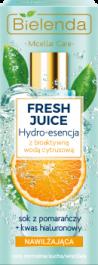 Bielenda Fresh Juice Pomarańcza (W) Nawilżająca hydro-esencja do twarzy 110ml