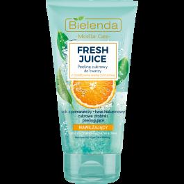Bielenda Fresh Juice Pomarańcza (W) Nawilżający peeling cukrowy 150g