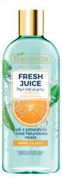 Bielenda Fresh Juice Pomarańcza (W) Nawilżający płyn micelarny 500ml