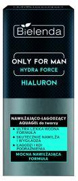 Bielenda Only For Man Hydra Force (M) nawilżająco-łagodzący krem do twarzy 50ml