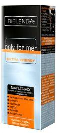 Bielenda Only For Men Extra Energy (M) krem nawilżający przeciw oznakom zmęczenia 50ml