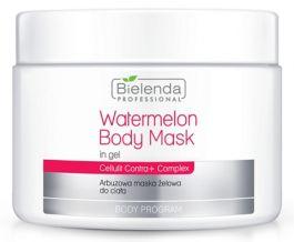 Bielenda Professional Watermelon Body Mask In Gel (W) arbuzowa maska żelowa do ciała 600ml