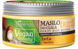 Bielenda Vegan Friendly (W) masło do ciała Buriti 250ml