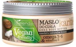 Bielenda Vegan Friendly (W) masło do ciała Karite 250ml