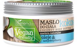 Bielenda Vegan Friendly (W) masło do ciała Kokos 250ml