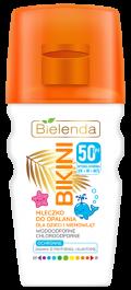 Bielenda Bikini SPF50 (U) mleczko do opalania dla dzieci i niemowląt 150ml