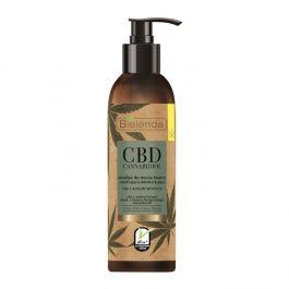 Bielenda CBD Cannabidiol (W) nawilżająco-detoksykująca emulsja do mycia twarzy 150ml