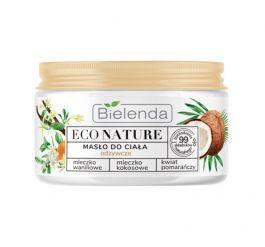 Bielenda Eco Nature (W) odżywcze masło do ciała 250ml