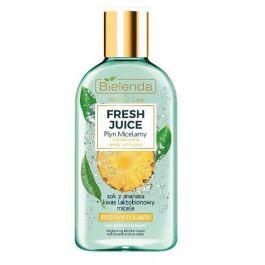 Bielenda Fresh Juice (W) rozświetlający płyn micelarny Ananas 100ml