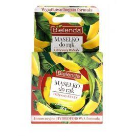 Bielenda Hand Butter (W) masełko do rąk Odżywczy Banan 50g