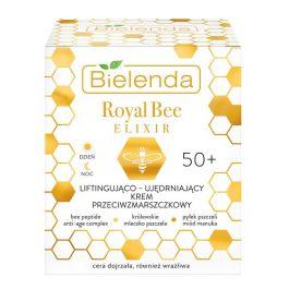 Bielenda Royal Bee Elixir (W) liftingująco-ujędrniajacy krem przeciwzmarszczkowy 50+ 50ml
