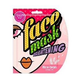 Bling Pop Brightening Face Mask (W) rozświetlająca maska w płachcie Rice Bran 20ml