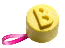 Bomb Cosmetics Let it Bee Solid Shower Gel (U) żel pod prysznic w kostce Miodowa mgiełka 130g