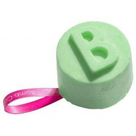 Bomb Cosmetics Lime & Shine Solid Shower Gel (U) żel podprysznic w kostce Limonka 130g