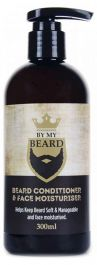 By My Beard Conditioner & Face Moisturiser (M) odżywka do brody 300ml