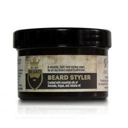 By My Beard Oil (M) Krem do stylizacji brody 150ml