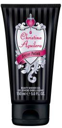 Christina Aguilera Secret Potion (W) żel pod prysznic 150ml