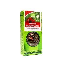 Dary Natury herbata ekologiczna Dla dzieci Krasnoludek 50g