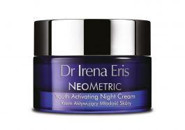 Dr Irena Eris Neometric 50+ (W) krem aktywujący młodość skóry na noc 50ml