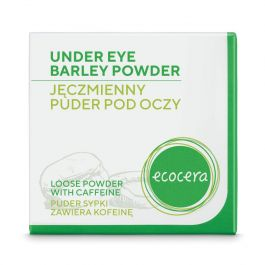 Ecocera (W) puder jęczmienny pod oczy 4g