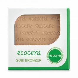 Ecocera (W) wegański prasowany bronzer do twarzy Gobi 10g