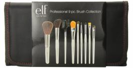 E.L.F. Professional Brush Kit (W) zestaw pędzli do makijażu