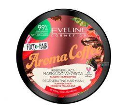 Eveline Cosmetics Food for Hair Aroma Coffee maska do włosów
