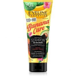 Eveline Cosmetics Food for Hair Banana Care szampon do włosów