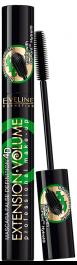 Eveline Cosmetics Extension Volume 4D Mascara (W) tusz do rzęs wydłużająco-podkręcający Black 10ml