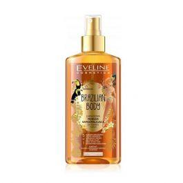 Eveline Cosmetics Brazilian Body (W) luksusowa mgiełka samoopalająca do twarzy i ciała 150ml