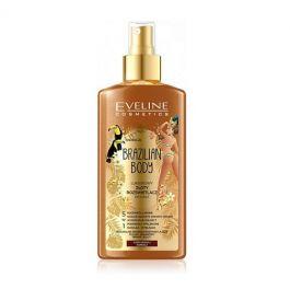 Eveline Cosmetics Brazilian Body (W) luksusowy złoty rozświetlacz do ciała 150ml