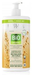 Eveline Cosmetics Bio Organic (W) balsam do ciała ujędrniająco-odmładzający Mleczko Owsiane 650ml