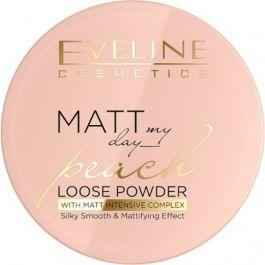Eveline Cosmetics Matt My Day Loose Powder (W) puder sypki Peach 6g