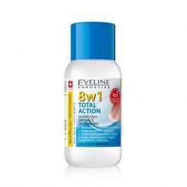 Eveline Cosmetics Nail Therapy Total Action 8w1 ekspresowy zmywacz do paznokci 150ml