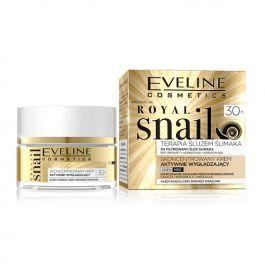 Eveline Cosmetics Royal Snail 30+ Cream (W) skoncentrowany krem aktywnie wygładzający 50ml
