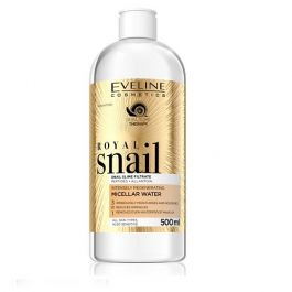 Eveline Cosmetics Royal Snail (W) skoncentrowany regenerujący płyn micelarny 500ml