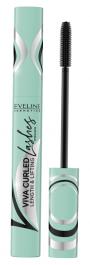 Eveline Cosmetics Viva Curled Lashes Mascara (W) podkręcający tusz do rzęs 10ml