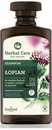 Farmona Herbal Care Shampoo (W) szampon do włosów Łopian 330ml