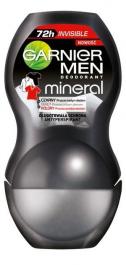 Garnier MEN Mineral Black White Color dezodorant w kulce dla mężczyzn 50ml