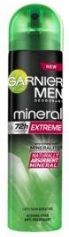 Garnier MEN Mineral Extreme 72h dezodorant w sprayu dla mężczyzn 150ml