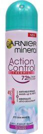 Garnier Mineral Action Control Thermic 72h dezodorant w sprayu dla kobiet 150ml