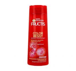 Garnier Fructis Color Resist (W) szampon wzmacniający do włosów farbowanych 400ml