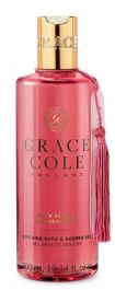 Grace Cole Signature Warm Vanilla & Sandalwood (W) żel pod prysznic 300ml