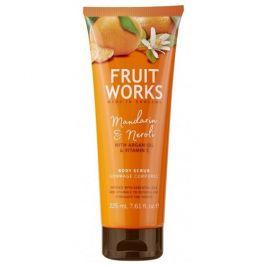 Grace Cole Fruit Works Body Scrub (W) peeling do ciała Mandarynka & Neroli 225ml