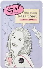 Holika Holika After Mask Sheet (W) maska do twarzy After Drinking 1szt