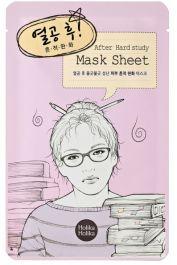 Holika Holika After Mask Sheet (W) maska do twarzy After Study Hard 1szt