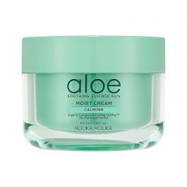 Holika Holika Aloe Soothing Essence 80% moist cream (W) nawilżający krem do twarzy 100ml