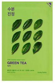 Holika Holika Pure Essence Mask Sheet (W) maska w płacie Green Tea 1szt