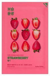 Holika Holika Pure Essence Mask Sheet (W) maska w płacie Strawberry 1szt